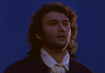 Jonas Kaufmann as Werther, Paris 2010